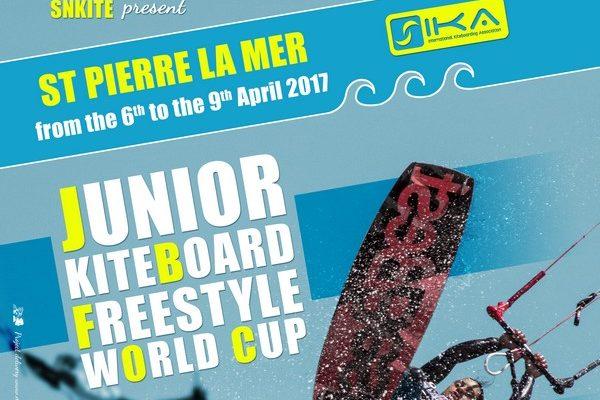 Coupe du monde Kitesurf junior