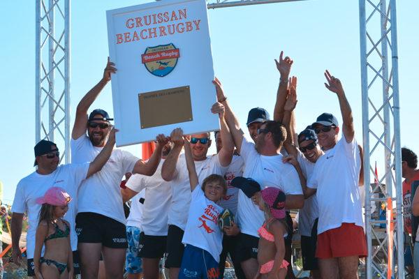 Gruissan Beach Rugby 2017