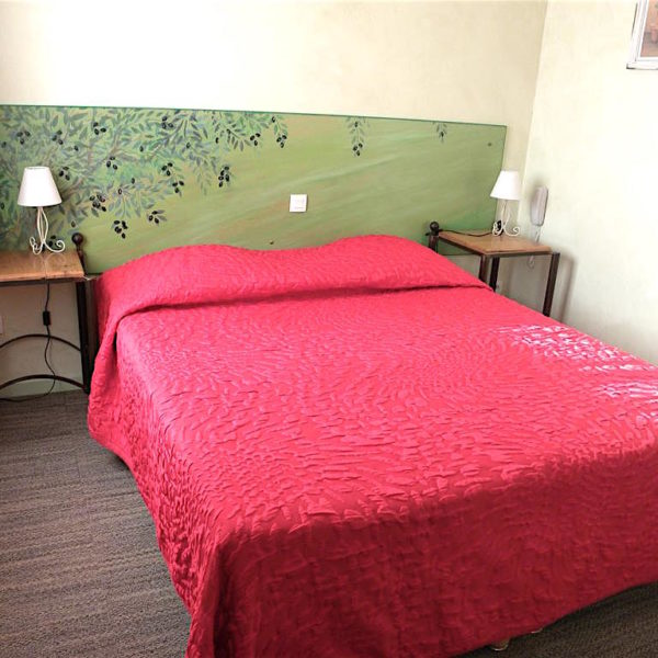 Chambre quintuple Hôtel du Mas***