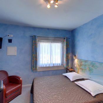 Chambre double de l'Hôtel du Mas***