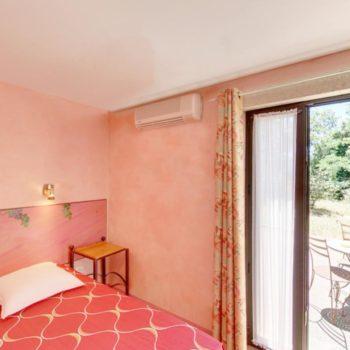 Chambre triple Hôtel du Mas***
