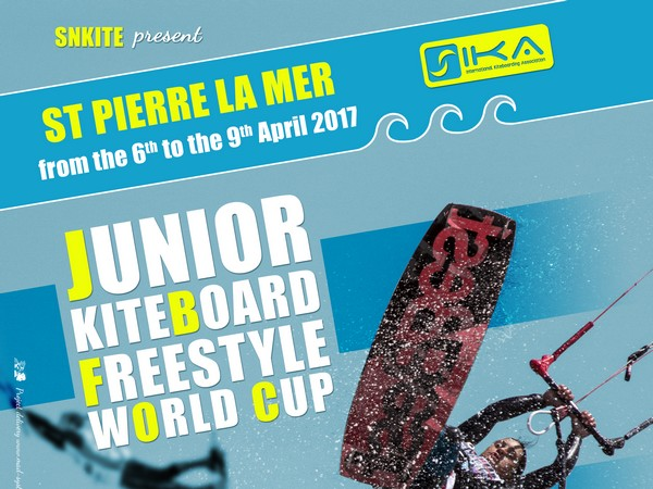 Coupe du monde Kitesurf junior