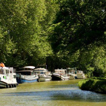 Canal du Midi - Hôtel du Mas***