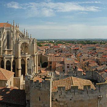 La Cathédrale St Just de Narbonne - Hôtel du Mas***