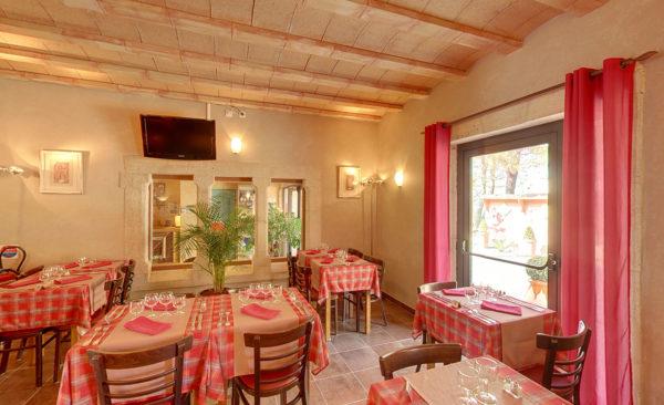 Restaurant de l'Hôtel du Mas***